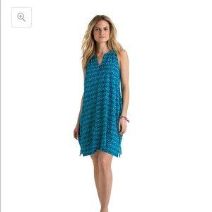Vineyard Vines kaleidoscope knit dress NWT